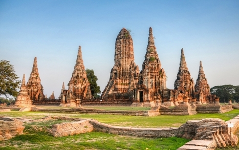 Thailand Must Visit Places - Ayutthaya | Backpacker Advice | Scoop.it