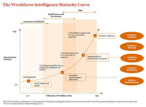 Workforce Intelligence Maturity Curve - PwC Saratoga | HR Analytics and Big Data @ Work | Scoop.it