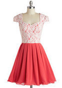 Loganberry Beautiful Dress in Pink | Mod Retro Vintage Dresses ... | Fashion | Scoop.it