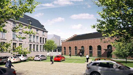 L'IDEA a inauguré le « Manège de Sury »: 1er incubateur urbain à Mons - Infos + Photos | Culture et créativité | Scoop.it