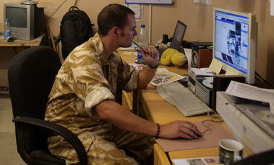 Big data: police given access to British army's crime-fighting software - The Guardian | Surveillance Studies | Scoop.it