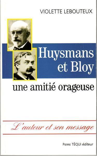 battle : huysmans/houellebecq vs bloy/nabe | Marc-Edouard Nabe | Scoop.it