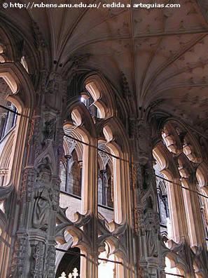 La invención arquitectónica del gótico: el enigma de la bóveda de crucería | Los Ojos Medievales del Arte | Scoop.it