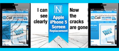 iPhone Screen Replacement | Business | Scoop.it