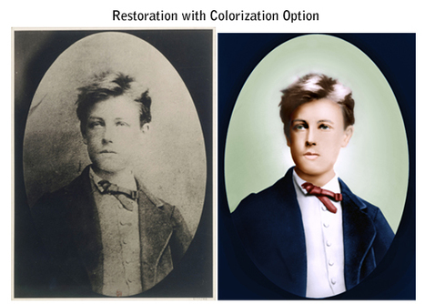 Photo Restoration - Simple | Innovative Imaging Professional | Scoop.it
