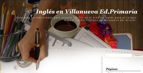 Inglés en Villanueva Ed.Primaria   Blogs in the English Classroom   Scoop.it