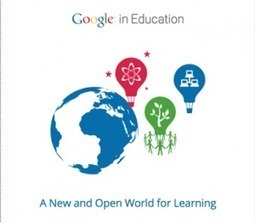 Google Launches Redesigned Education Site | MindShift | Google Apps in Library | Scoop.it