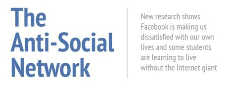 Living without Facebook - Diamondback Online | Psychology of Facebook | Scoop.it