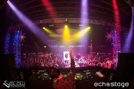 Kaskade creates an unforgettable experience during his Echostage debut [Event Review] | DJing | Scoop.it