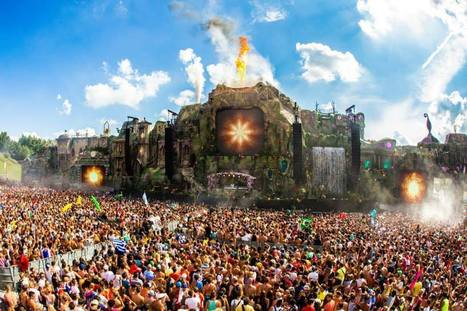 Tomorrowland 2014 Dates Announced! - Your EDM   Concert   Scoop.it
