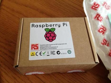 It has arrived! What shall | Raspberry Pi | Scoop.it
