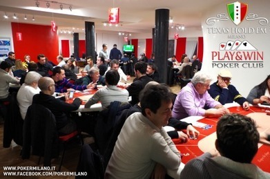 Texas Hold'em Milano: ecco i vincitori dei primi due tornei! - PokerNews.com | Poker & Tv | Scoop.it