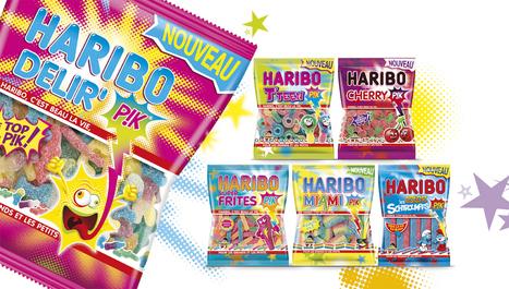 Pour ses Dragibus Pik, Haribo lance une grosse mission marketing   Entrepreneuriat et startup : comment créer sa boîte ?   Scoop.it