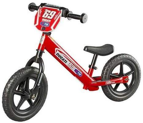 Put your kids into a Porsche or Ducati | Ductalk Ducati News | Scoop.it