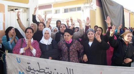 Les femmes, grandes perdantes ou victimes collatérales des révolutions arabes | EuroMed égalité hommes-femmes | Scoop.it