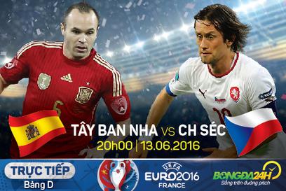 TRỰC TIẾP Tây Ban Nha TBN vs CH Czech Séc bảng D VCK Euro 2016   Trang tin tức   Scoop.it