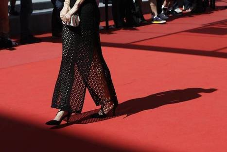 At Cannes, women denied entry for wearing flats - Miami Herald | Pink and Blue | Scoop.it