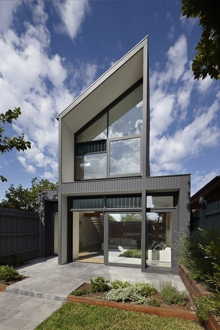 [ Melbourne, Australia] North Fitzroy House / AM Architecture | The Architecture of the City | Scoop.it