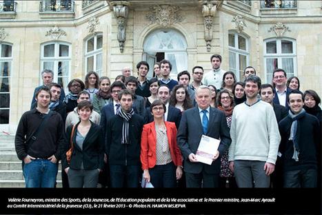 Le gouvernement rend plus accessible la mobilité européenne et internationale des jeunes   Jeunesse et orientations politiques   Scoop.it