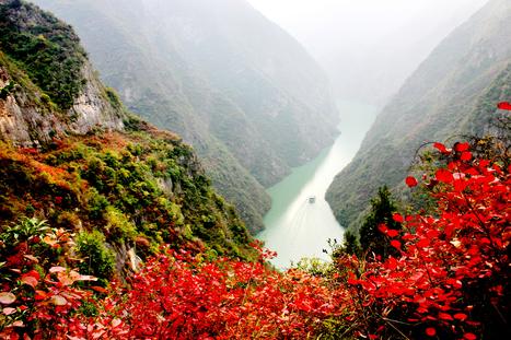 Autumn on the Yangtze River (photo album)   Travel   Scoop.it