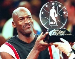 5 Motivational Lessons Michael Jordan Taught Us | #F&I Today | Scoop.it