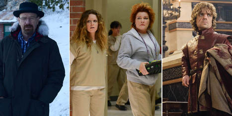 Here Are The 2014 Emmy Nominations | fitness, health,news&music | Scoop.it