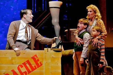 "OffStage: KC Repertory ""Christmas Story, the Musical"" nominated for three Tonys 