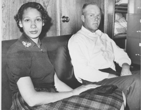 The White and Black Worlds of 'Loving v. Virginia' | History in the News | Scoop.it
