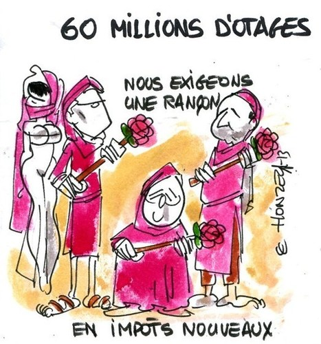 "60 millions d'otages | Revue de presse ""AutreMent"" 