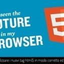 Html5 Guida con esempi – Come utilizzare i nuovi tag html5 in modo corretto ed efficiente   HTML5 per step   Scoop.it