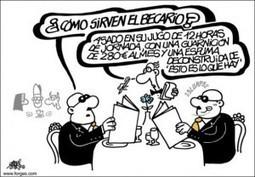 La marginación de la juventud en el mercado laboral y su invisibilización   ARTICULOS DE ECONOMIA   Scoop.it
