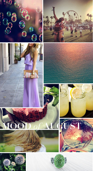 Mood of August : by Styling Amsterdam | Style Mint LLC Style Corner | Scoop.it