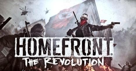 Homefront: The Revolution s'offre une cinématique   Actualités   Scoop.it