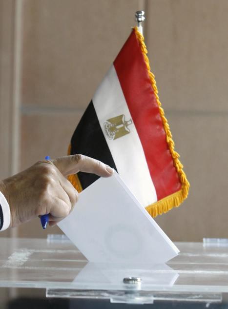 En France, le vote des expatriés d'Egypte pour le referendum a commencé | Égypt-actus | Scoop.it