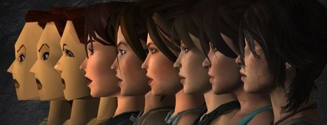 How Lara Croft's changing face illustrates Moore's law | CartOrtho | Scoop.it