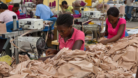 Group Says Haitian Garment Workers Are Shortchanged on Pay | Fashion Technology Designers & Startups | Scoop.it