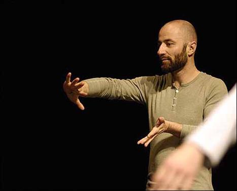 Nomination d'Alban Richard au CCN de Caen Basse-Normandie   Revue de presse théâtre   Scoop.it