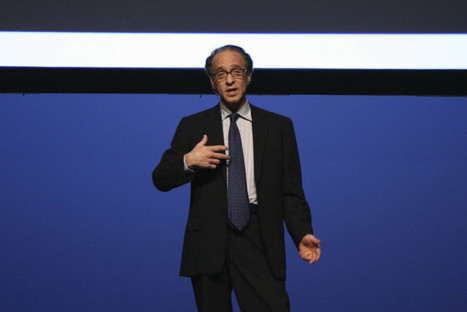 Futurist Ray Kurzweil Predicts Solar Industry Dominance In 12 Years –Trajectories Are Exponential | A. Perry Design Lounge | Scoop.it
