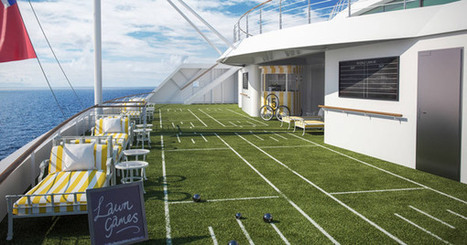 Pacific Explorer to Introduce P&O's First Waterslides, Barefoot Bowls, New Dining and Entertainment | Mediterranean Cruise Advice | Scoop.it