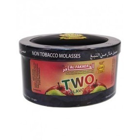 Al Fakher Herbal Shisha 200g Double Apple Flavour | Acheter Tabac a Chicha | Scoop.it