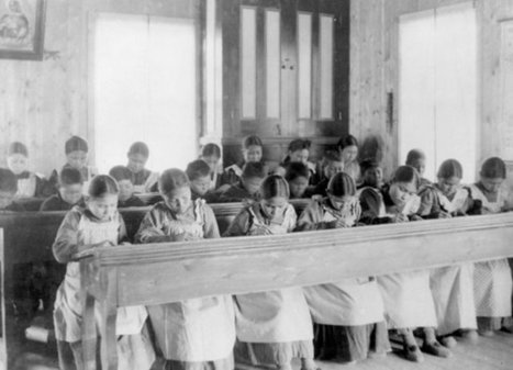 Canada's Forced Schooling of Aboriginal Children Was 'Cultural Genocide,' Report Finds | Archivance - Miscellanées | Scoop.it