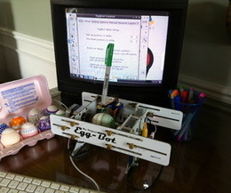 How to Embed a Raspberry Pi into your EggBot | Arduino, Netduino, Rasperry Pi! | Scoop.it