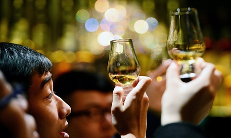 Diageo takes £264m hit after China's luxury goods crackdown | Vitabella Wine Daily Gossip | Scoop.it