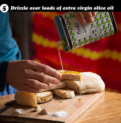 How to make the perfect bruschetta | Le Marche and Food | Scoop.it