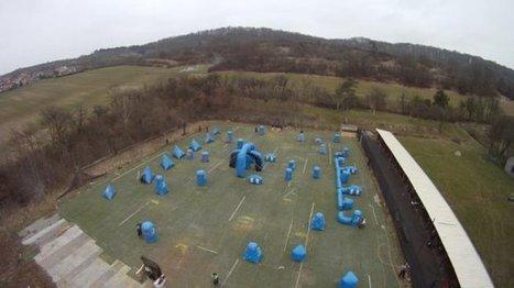 Paintball sportif (Speed) - DeadCorp Paintball Team | le developpement du paintball | Scoop.it