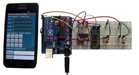 A Simple 2-Way Bluetooth-based Android Controller for Arduino | Next Generation | Scoop.it