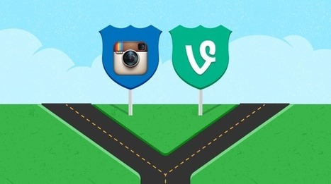 Vine and Instagram: a new path to brand engagement? | Public Relations & Social Media Insight | Scoop.it