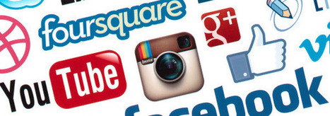 LinkedIn, Instagram et Pinterest font peau neuve ! | augmented reality | Scoop.it