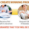 Proposal writing service to make projects accomplished