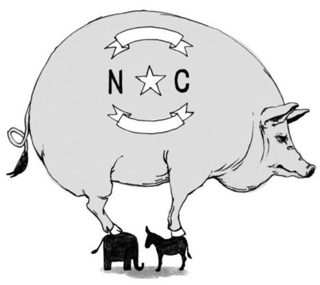 North Carolina and the Politics of Barbecue | Intersections of Rhetoric and Life | Scoop.it